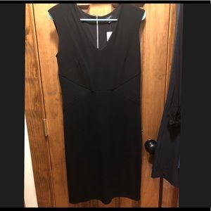 Ann Taylor black dress. New with tags!